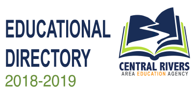 Central Rivers AEA Educational Directory 2018-19