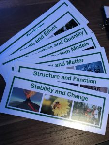 Elementary CCC cards