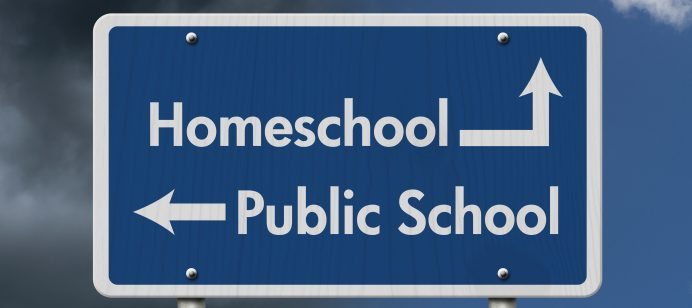 Update on home school testing dates