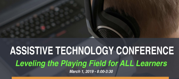Assistive Technology conference to be held March 1