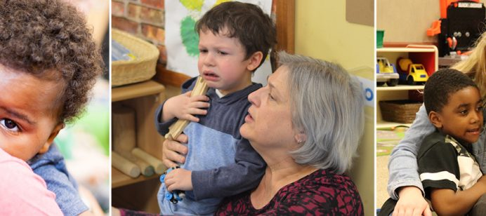 Supporting Young Children After Crisis Events