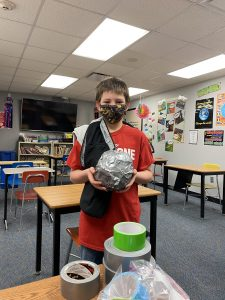 Duct tape ball