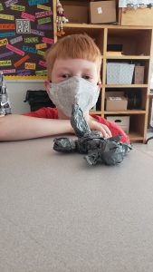 Duct tape creation