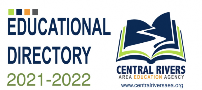 Central Rivers AEA Educational Directory available online
