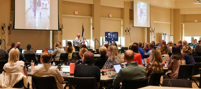 Central Rivers AEA is proud to support school leaders in their learning